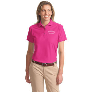 Port Authority® Ladies Silk Touch™ Polo. L500.